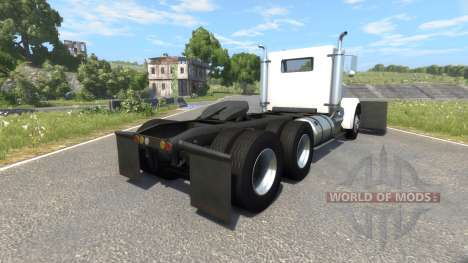 Gavril T75 Heavy Plow for BeamNG Drive