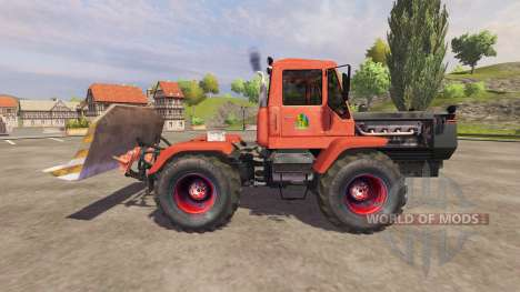 HTZ CD-09 v1.1 for Farming Simulator 2013