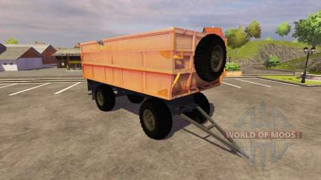 Agricultural trailer for Farming Simulator 2013