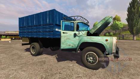 ZIL 130 farmer for Farming Simulator 2013