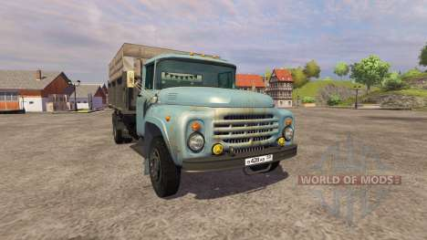 ZIL 130 v2.0 for Farming Simulator 2013