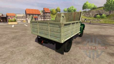 ZIL 130 MMP 4502 for Farming Simulator 2013