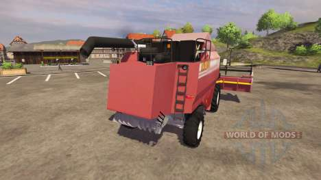 КЗС-10К Palesse GS12 for Farming Simulator 2013