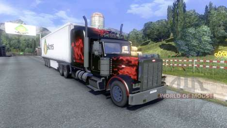 Peterbilt 379 [Fixed] for Euro Truck Simulator 2