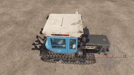 HTZ-181 for Farming Simulator 2013