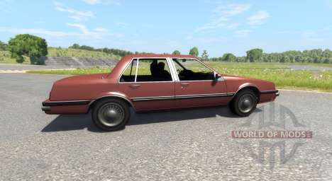 Willard for BeamNG Drive