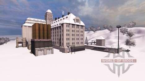 Winter for Farming Simulator 2013