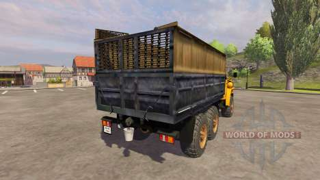 Ural-5557 for Farming Simulator 2013