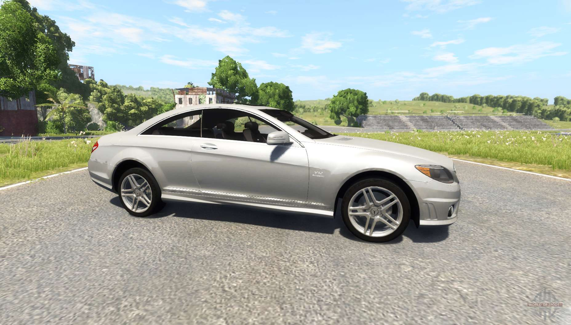 Mercedes benz cl65 amg for beamng drive for Mercedes benz cl65