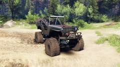 Jeep Willys black