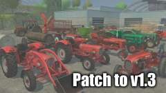 Patch to version 1.3