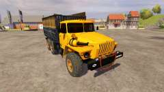 Ural-5557 for Farming Simulator 2013