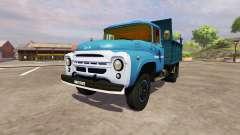 ZIL 130 MMP 4502 blue