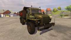 Ural-4320 SLP Edition for Farming Simulator 2013