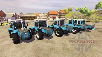 HTZ pack v2.0 for Farming Simulator 2013