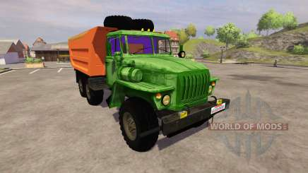 Ural-4320 ducks for Farming Simulator 2013