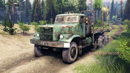 KrAZ-257 PJ2 for Spin Tires