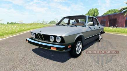 BMW 535is for BeamNG Drive