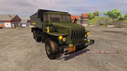 Ural-4320 truck for Farming Simulator 2013