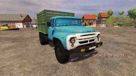 ZIL 130 MMP 4502 v2.0 for Farming Simulator 2013
