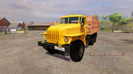 Ural-4320 v2.0 agricultural for Farming Simulator 2013