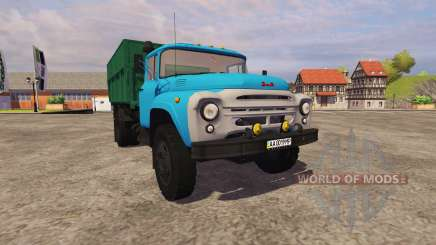 ZIL 130 MSW 554 for Farming Simulator 2013
