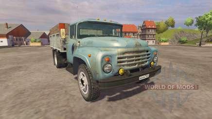 ZIL 130 blue for Farming Simulator 2013