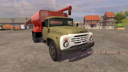 ZIL 130 PCC-100 for Farming Simulator 2013