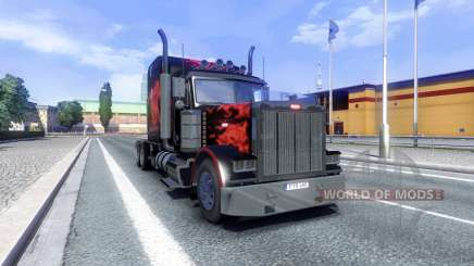 Peterbilt 379 [Edit] for Euro Truck Simulator 2