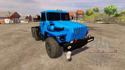 Ural-5557 v2.0 for Farming Simulator 2013
