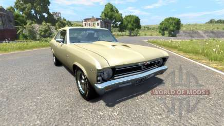 Chevrolet Nova 1968 for BeamNG Drive