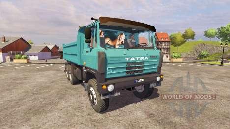 Tatra T815 S3 v2.0 for Farming Simulator 2013