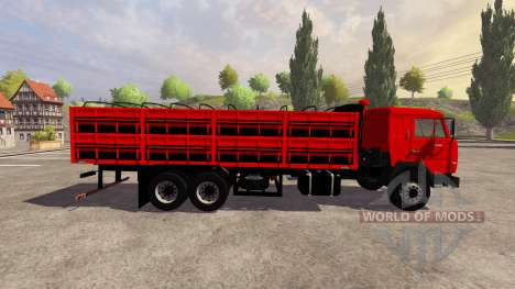 KamAZ-54115 Board for Farming Simulator 2013