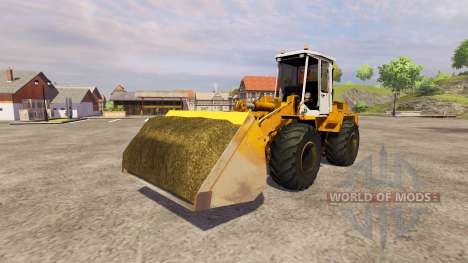 Amkodor S for Farming Simulator 2013