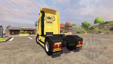 Volvo FH16 for Farming Simulator 2013
