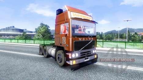 Volvo F10 for Euro Truck Simulator 2