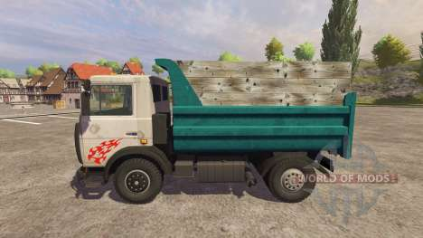 MAZ-5551 2011 for Farming Simulator 2013