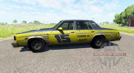 American Sedan skin1 for BeamNG Drive