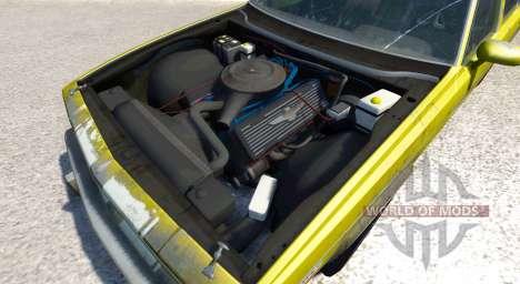American Sedan skin2 for BeamNG Drive