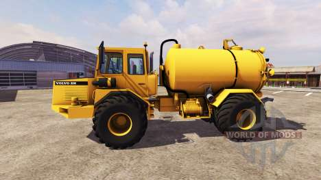 Volvo BM A25 for Farming Simulator 2013