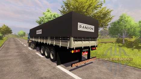 KamAZ-54115 for Farming Simulator 2013
