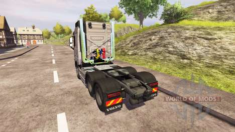Volvo FH16 2012 for Farming Simulator 2013