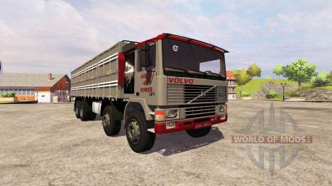 Volvo F12 for Farming Simulator 2013