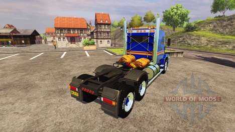 Volvo NL12 for Farming Simulator 2013