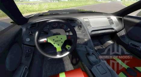 Toyota Supra Drift 1995 for BeamNG Drive