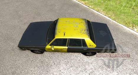 American Sedan skin4 for BeamNG Drive