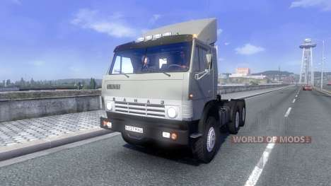 KamAZ-5410 for Euro Truck Simulator 2