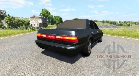 Toyota Chaser X81 1990 for BeamNG Drive