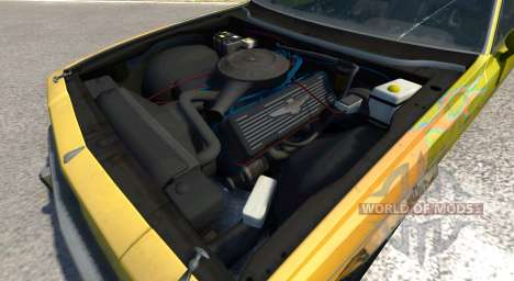 American Sedan skin5 for BeamNG Drive
