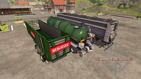 TATRA 158 Phoenix Agro for Farming Simulator 2013